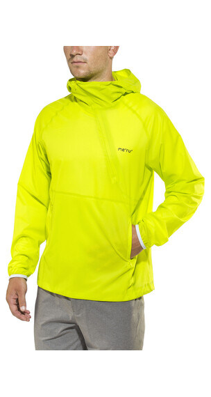 Meru M's Albany Wind Jacket yellow